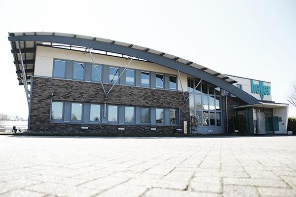 Завод Хеллер в городе Динклаге, Германия