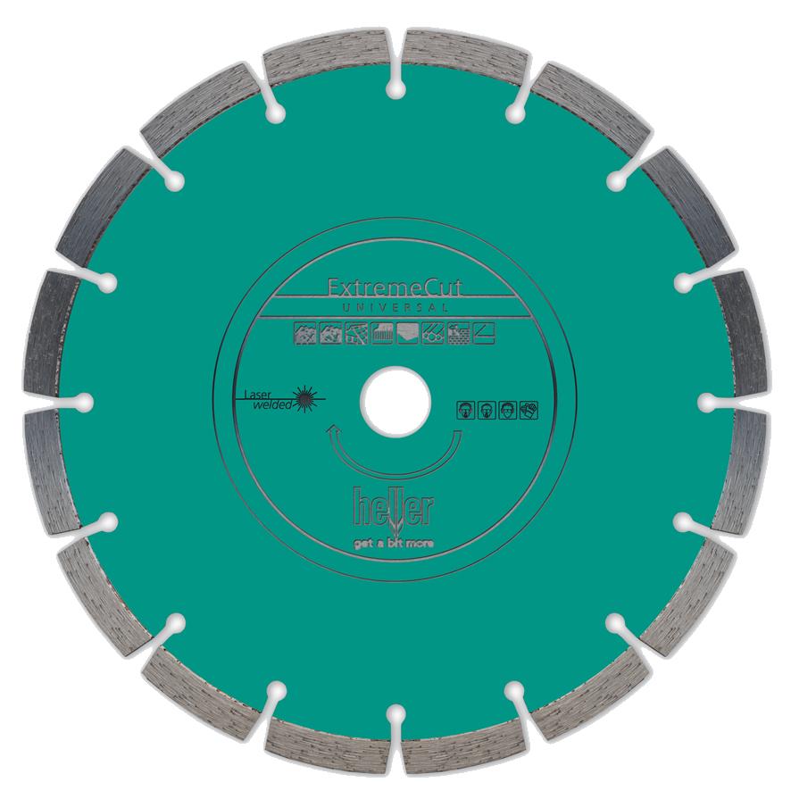 Алмазные отрезные диски Heller Extreme Cut